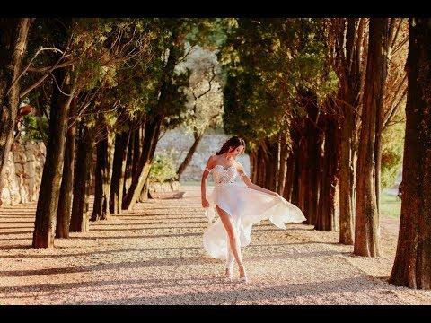 Свадьба в Черногории на пляже Мелочер Ульяны и Дениса