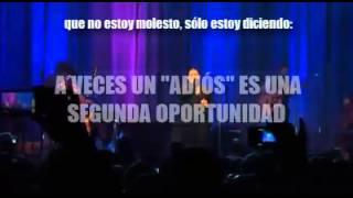 Shinedown - Second Chance (Subtitulado en español)