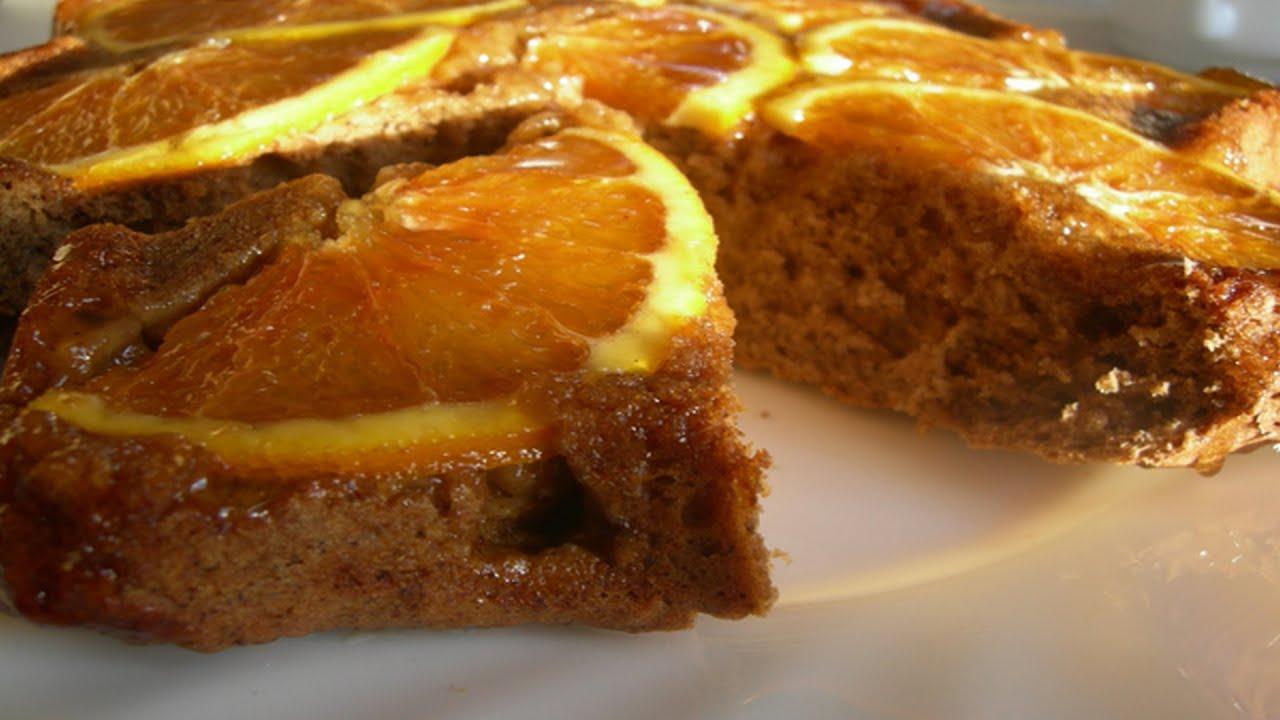Пирог с апельсинами, пирог зебра и вкусные печеньки