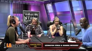 LA Talk Radio: Lexington Steele Live 3-2-15