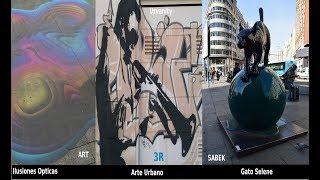 ARTE URBANO 🎨  ART ✏️  URVANITY 🎥 3R - VIDEO