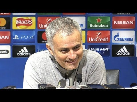 Manchester United 2-1 CSKA Moscow - Jose Mourinho Full Post Match Press Conference- Champions League