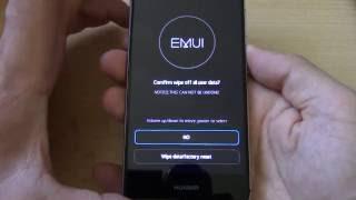 Huawei P9 Emui 4.1 recovery / Factory reset | ITFroccs.hu