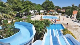 Camping Les Tropiques - Torreilles-Plage, Roussillon, Frankreich
