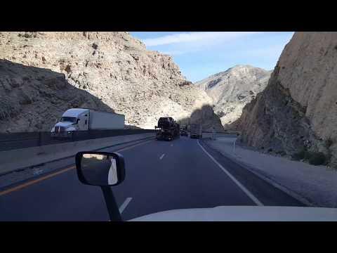 BigRigTravels-Virgin River Gorge, Arizona to St. George, Utah-Interstate 15 North-Oct. 17, 2017