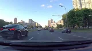 На Машине по центру Москвы! (Экскурсионный маршрут обзора Москвы - 2)