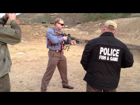 POF-USA: California Fish and Game - Endurance Test Completion