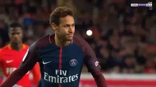 بَاريس سَان جيَرمَان (2- 1) موناكو -أهداف قمة الدوري الفرنسي بصَوت الرائع رؤوف خليف