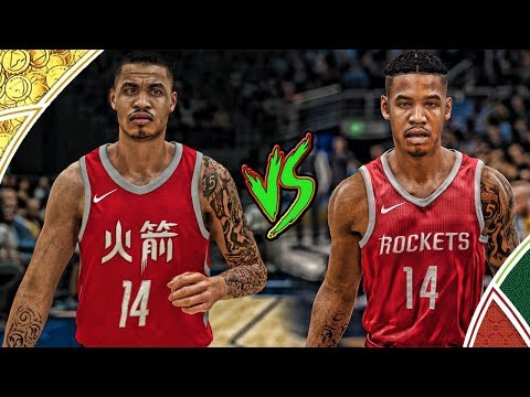 THIS AINT EVEN FAIR!! Nba Live 18 Vs 2k18 FINAL Graphical Comparison