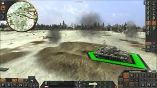Achtung Panzer Kharkov 1943 Gameplay