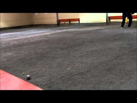 1ère Étape Circuit Maitre Canadien Pétanque 20132014