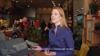"""#digitalfueralle-Frühstück """"Führung und KI"""" mit Katharina Hochfeld - Microsoft Berlin   Microsoft"""