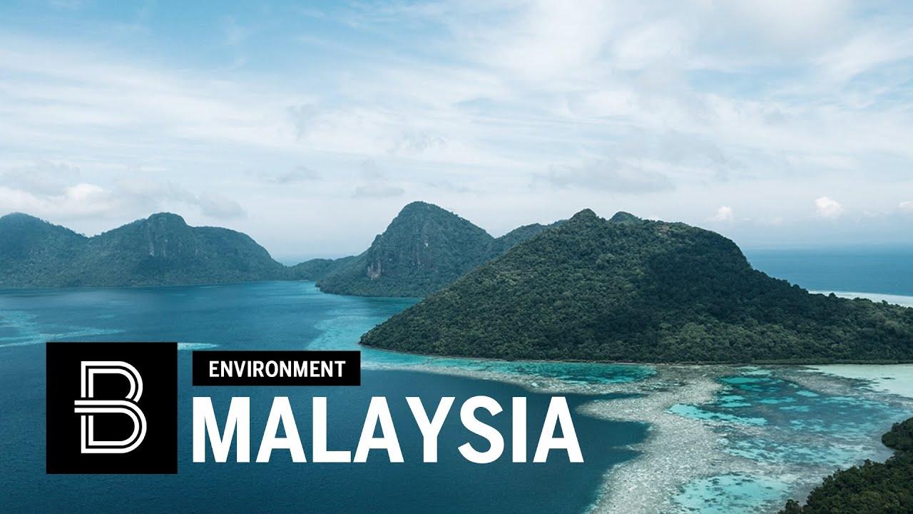 Beautiful Destinations in Sabah, Malaysia -- Pom Pom Island