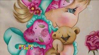 Pintura em tecido com Priscila Muniz