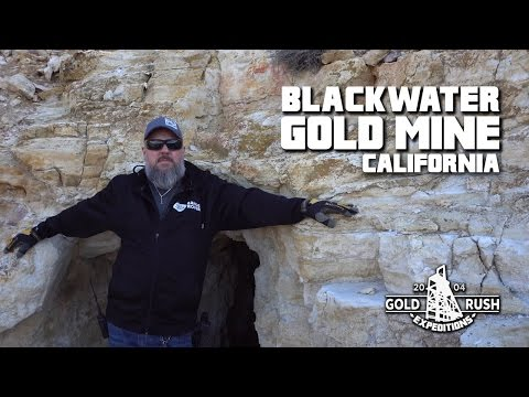 Blackwater Gold Mining Claims - California - 2017