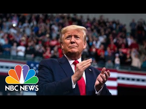Trump Speaks At Campaign Rally In Arizona | NBC News (Live Stream Recording)