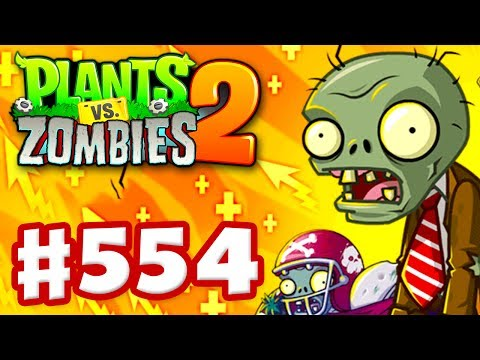 Plants vs. Zombies 2 - Gameplay Walkthrough Part 554 - Boosted Zombie Bash Epic Quest!