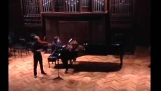 J.Hummel - Fantasie in G minor for Viola and orchestra op 94