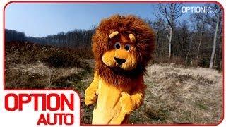 Ce lion roule en Peugeot RCZ R ! (Option Auto)
