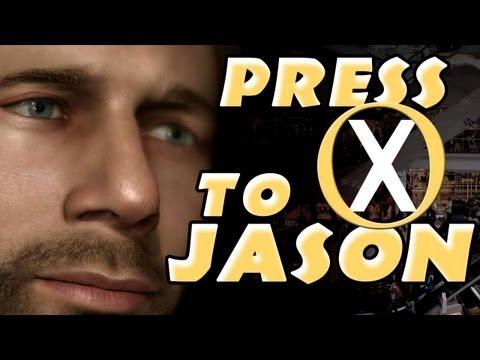 Press X to Jason (Heavy Rain / Music Video)