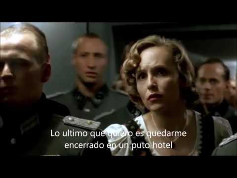 Hitler se entera de Trivago