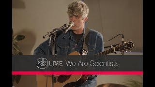 We Are Scientists - No Wait At Five Leaves [Songkick Live]