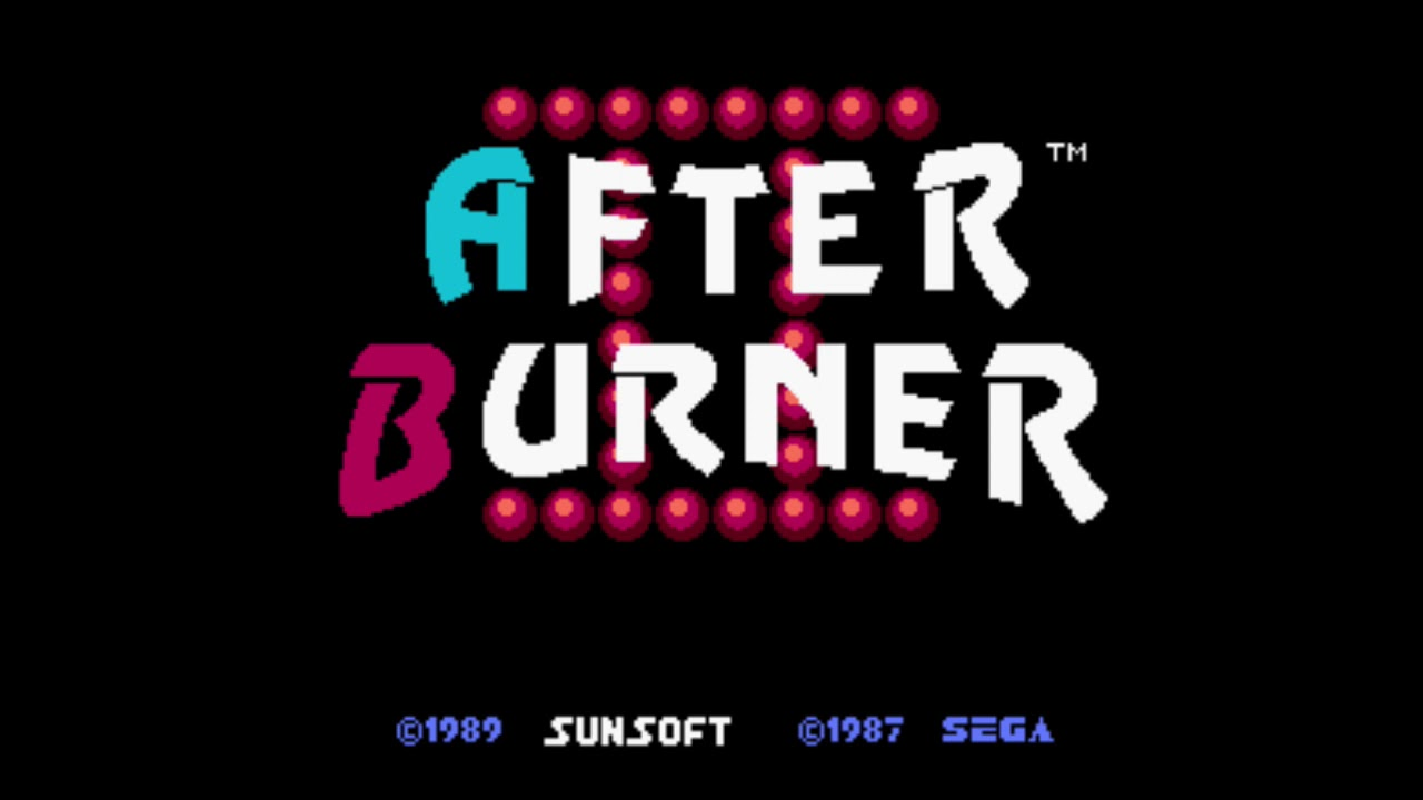 Capitulo 213 After Burner II Famicom Gameplay
