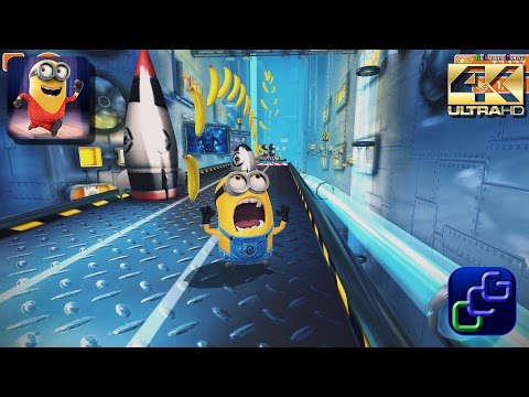 Despicable Me: Minion Rush Windows PC 4K Gameplay