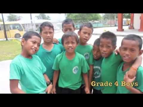 """We Are Marshall"" WorldTeach Marshall Islands"