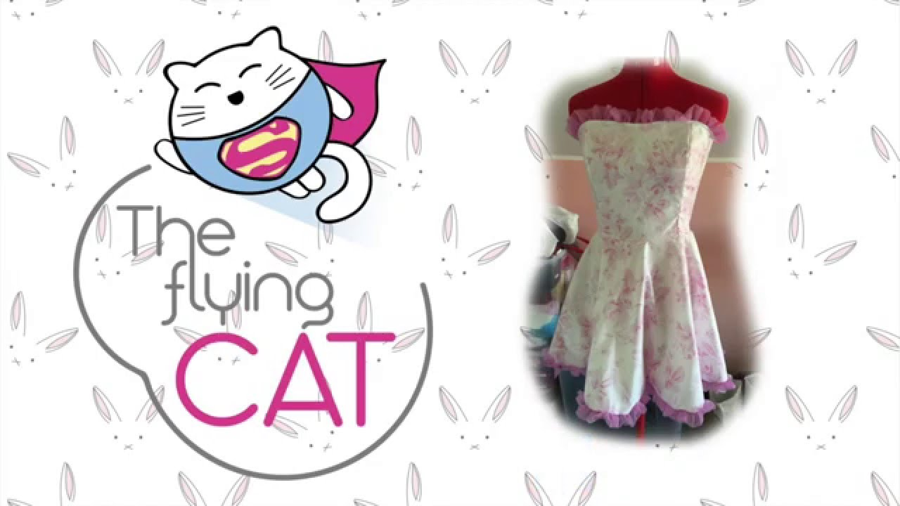 3 How to: Sew Basic Lolita dress tutorial - Tutorial: Abito lolita ...