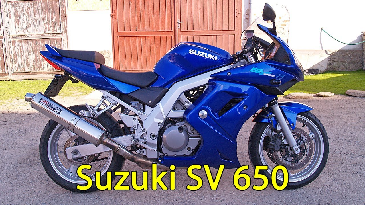 suzuki sv 650 s 2006 exhaust yoshimura youtube. Black Bedroom Furniture Sets. Home Design Ideas