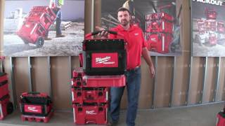 New Milwaukee Packout Tool Storage System