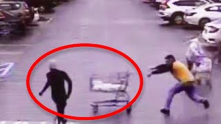 Hero Shopper Uses Cart to Thwart Would-Be Shoplifter: Police