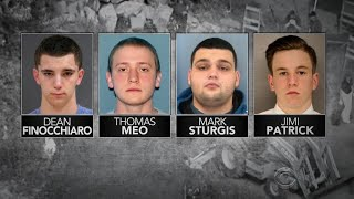 Gruesome details released as two charged in murder of four PA men