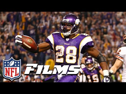 #10 Adrian Peterson | NFL Films | Top 10 Rookie Seasons of All Time