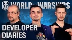 Developer Diaries 0.8.3   World of Warships