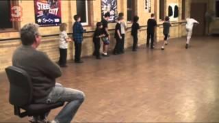 ABC3 | Dance Academy Series 2: Set Tour with Jordan