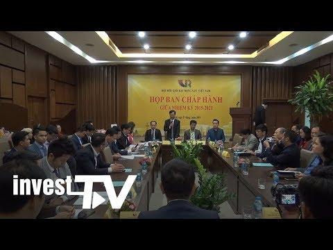 Hội nghị Ban chấp hành Hội môi giới BĐS Việt Nam