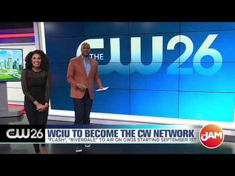 This Fall WCIU Becomes The CW Network