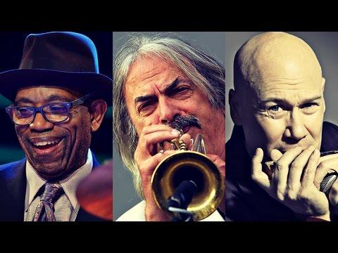 Sangoma Everett Trio with Enrico Rava & Olivier Kei Ourio - Jazzwoche Burghausen 2016