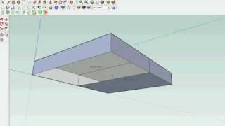 Drawing Basic Rooms in IES SketchUp Plug-in