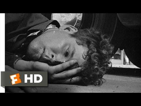 The Last Picture Show (7/8) Movie CLIP - Broken Bottle (1971) HD