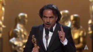 Alejandro G. Iñárritu Wins Best Directing