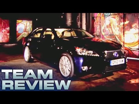 Lexus GS 450h Team Review Fifth Gear
