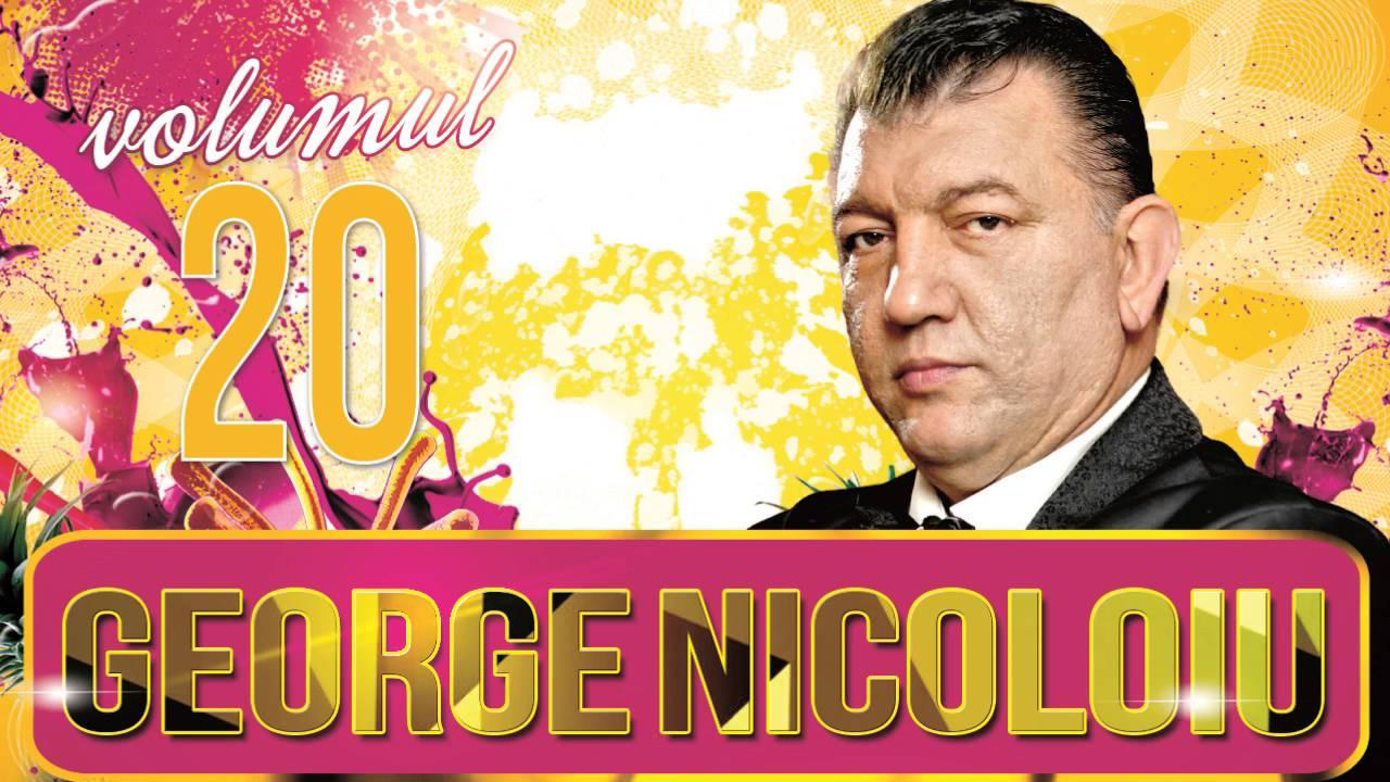 Muzica De Petrecere Cu George Nicoloiu Vol 20 Colaj Nunta 2016