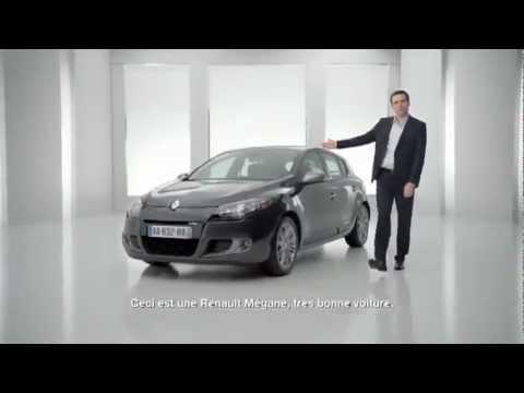 Pub Tv Renault Megane 3 Quand Renault Parodie Opel