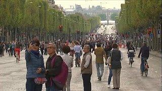 باريس: يوم عطلة بدون سيارات