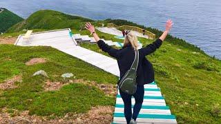 Hiking the Skyline & Cabot Trail | Nova Scotia Travel Vlog