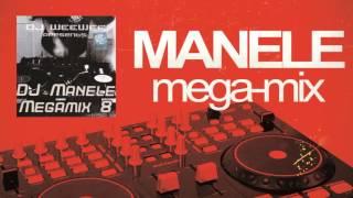 DJ MANELE MEGA MIX VOL. 8 by DJ Wee Wee