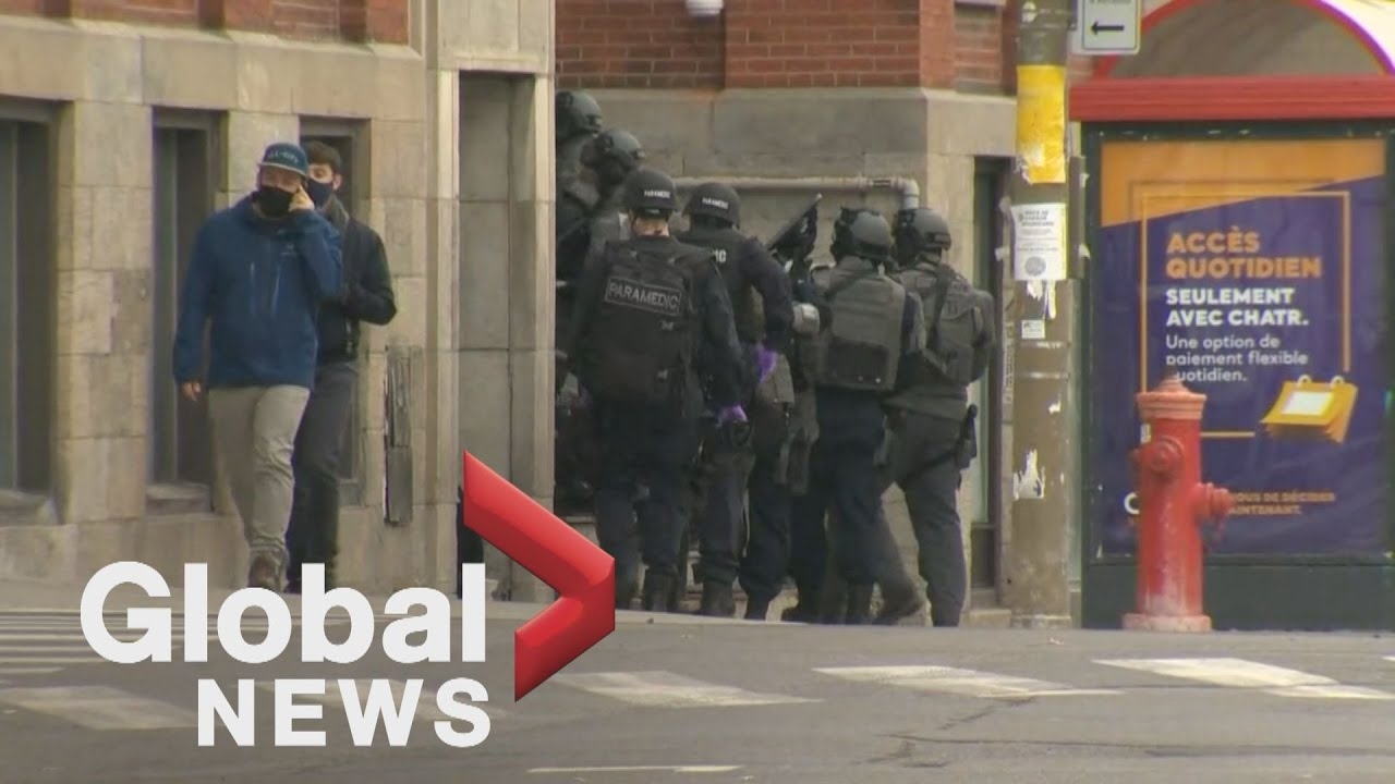 Police evacuate Ubisoft's Montreal office building after hoax hostage ...